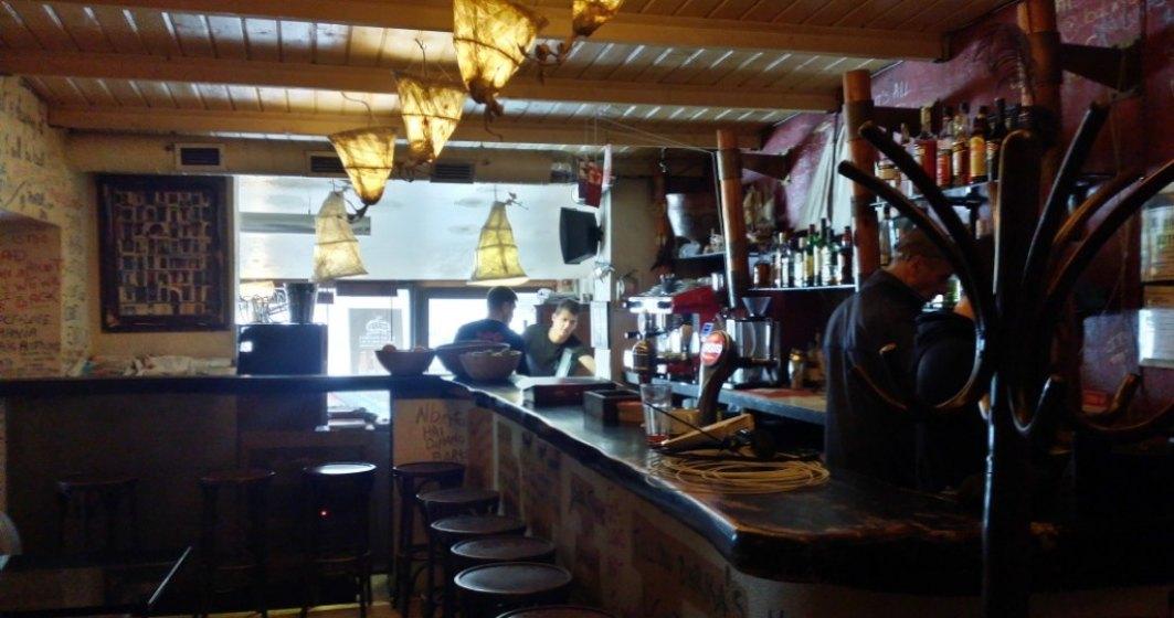 Review George Butunoiu. Ultima sansa pentru Barka Saffron: local boem