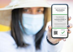 A fost aprobat certificatul verde în România: care sunt restricțiile pentru...