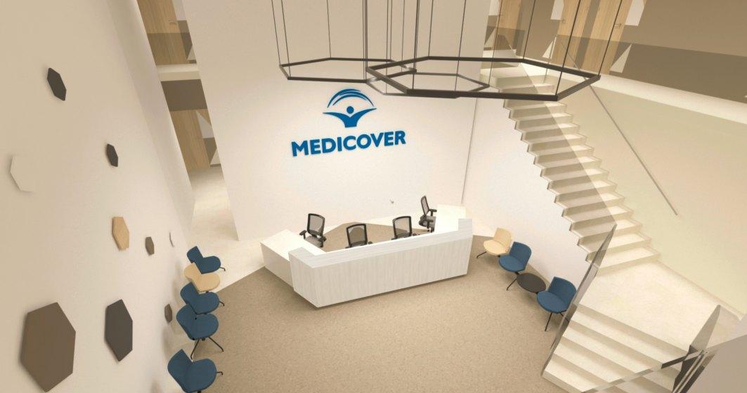 Cum arata cea mai noua clinica Medicover Romania din cladirea The Brigde, deschisa in urma unei investitii de un milion de euro
