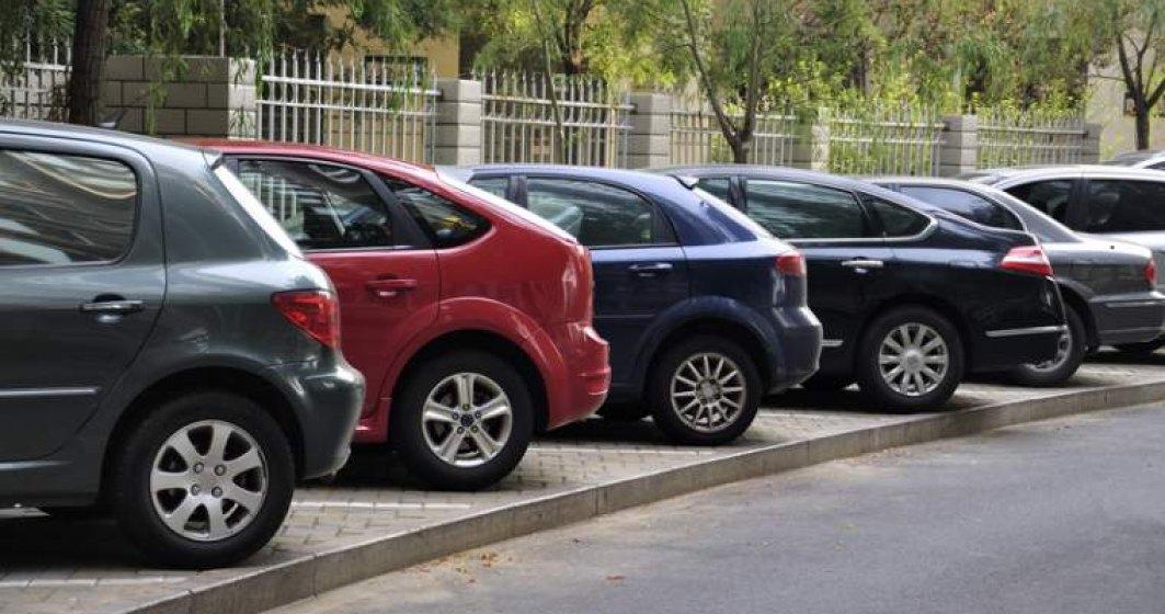 Primaria sectorului 4 incepe de la 1 aprilie sa ridice masinile parcate neregulamentar