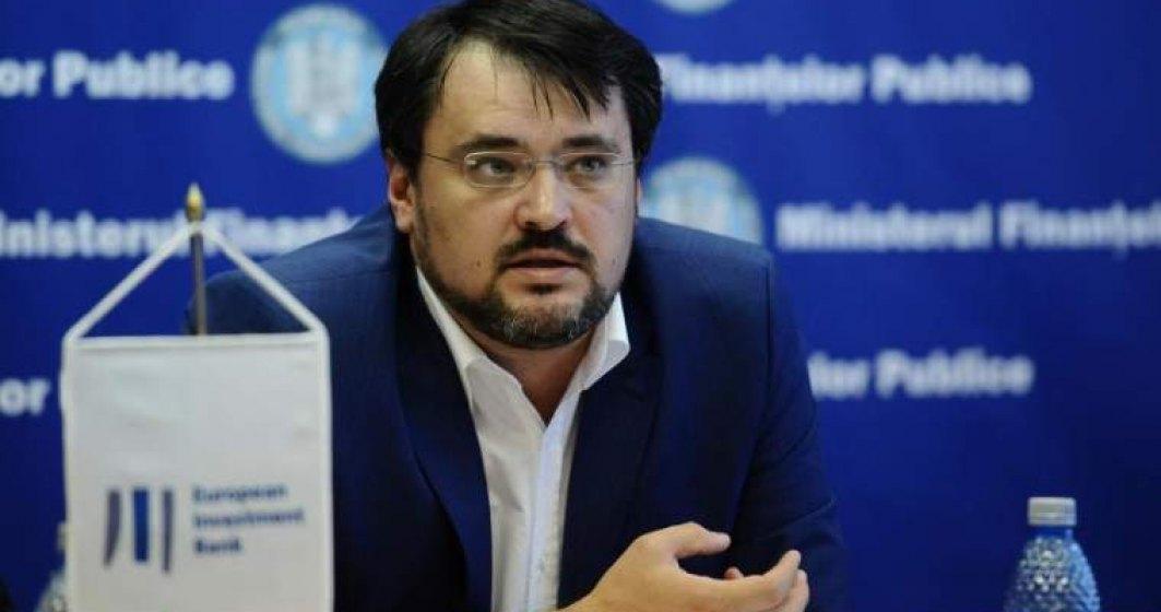 Cristian Ghinea, fostul ministru al fondurilor europene din Guvernul Ciolos, si-a anuntat candidatura alaturi de USR
