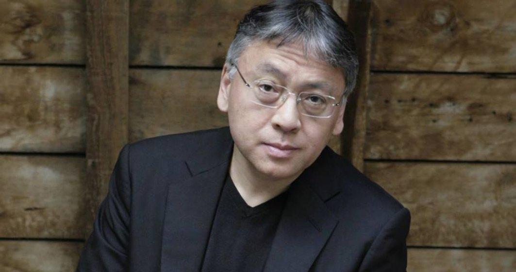 Kazuo Ishiguro a castigat Premiul Nobel pentru Literatura in acest an