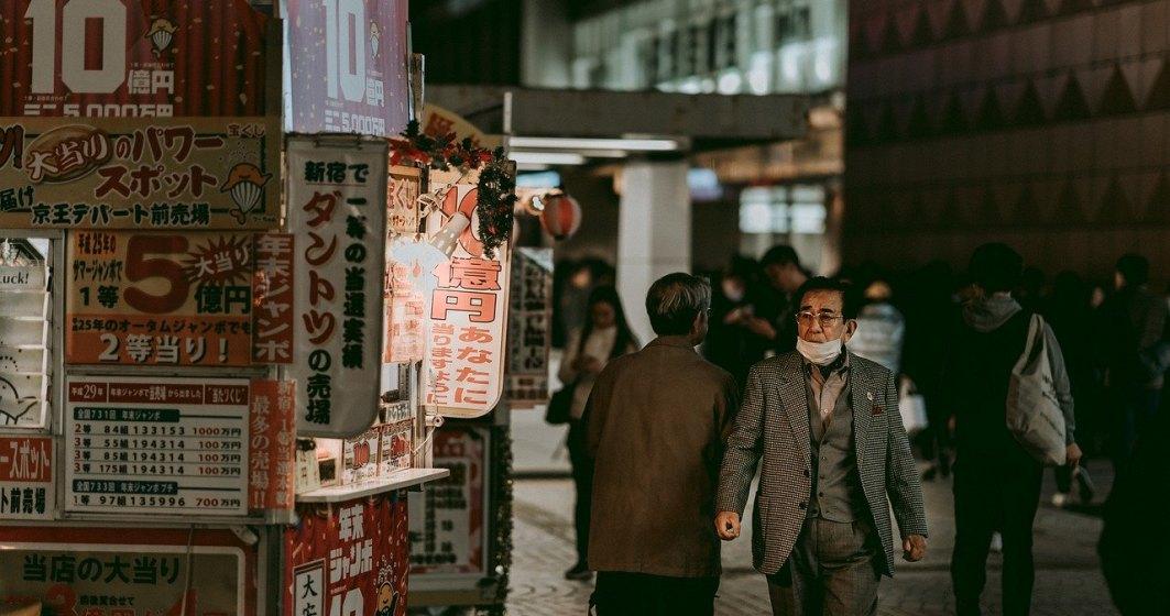 Japonia le cere oamenilor să poarte mască în propriile case