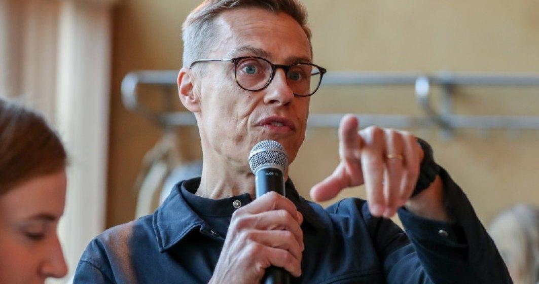 Alexander Stubb, candidat conservator la sefia Comisiei Europene, il ataca pe Viktor Orban