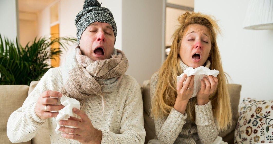 Autoritatile au declarat epidemie de gripa in Romania