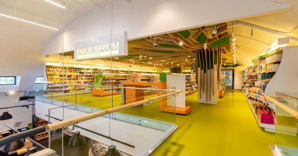 Mega Image deschide un nou format de magazin in Bucuresti