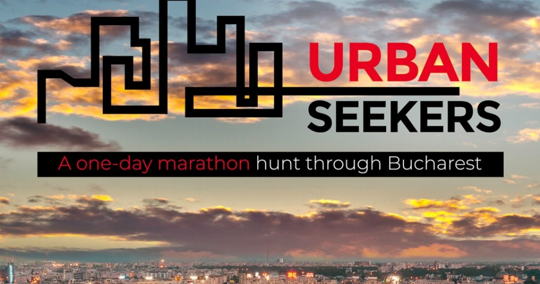 "Ce este ,,Urban Seekers"" si cum te poti angaja prin treasure hunt?"