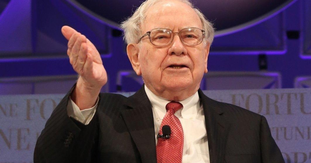 Warren Buffet s-a retras din fundația caritabilă a lui Bill Gates