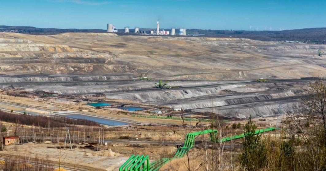 Amendă record pentru Polonia: 500.000 de euro pe zi pentru exploatarea minei de cărbune de la Turow