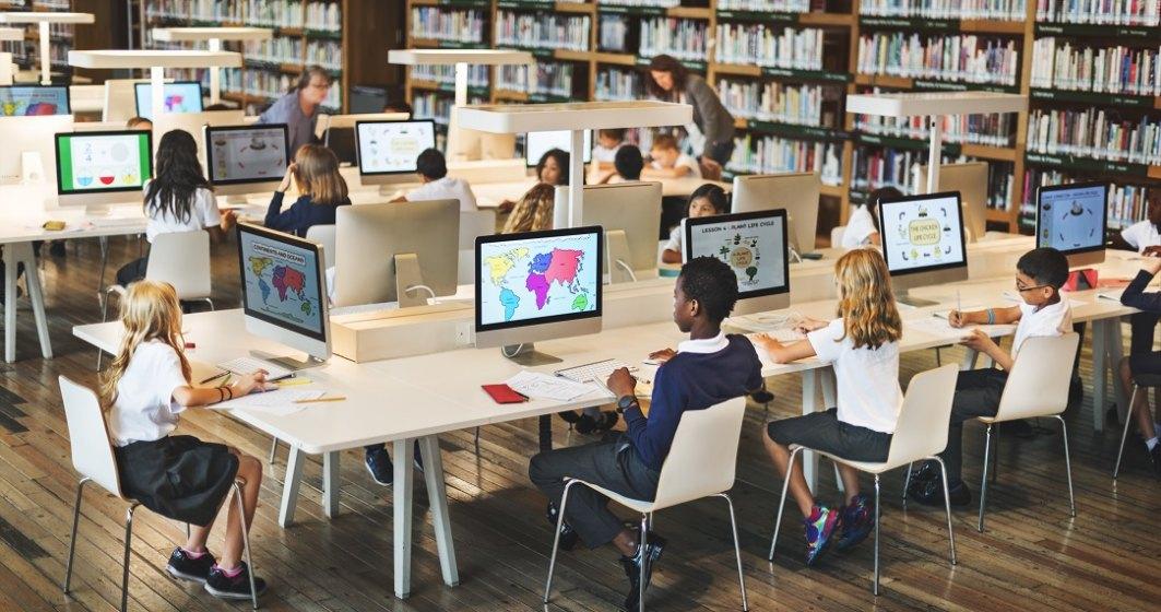 Internet în școli: UNICEF și Ericsson fac un parteneriat global