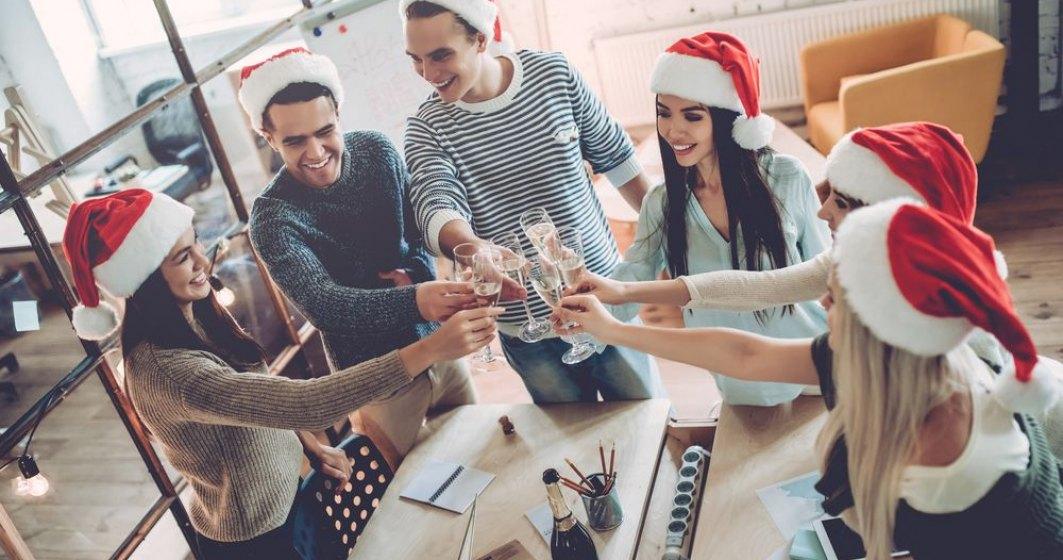 Studiu: Doar 3 din 10 angajatori acorda prime de sarbatori angajatilor in acest an