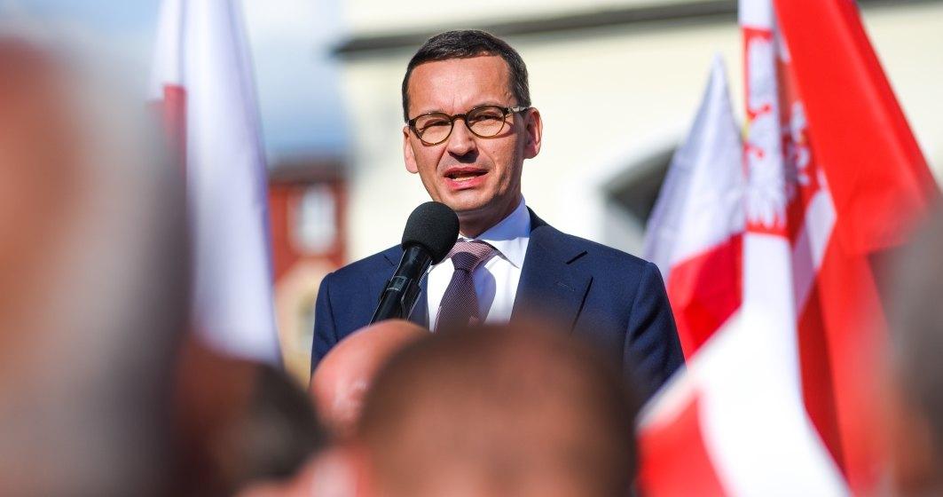 """Premierul polonez: COVID-19 a devenit o boală """"ca oricare alta"""""""