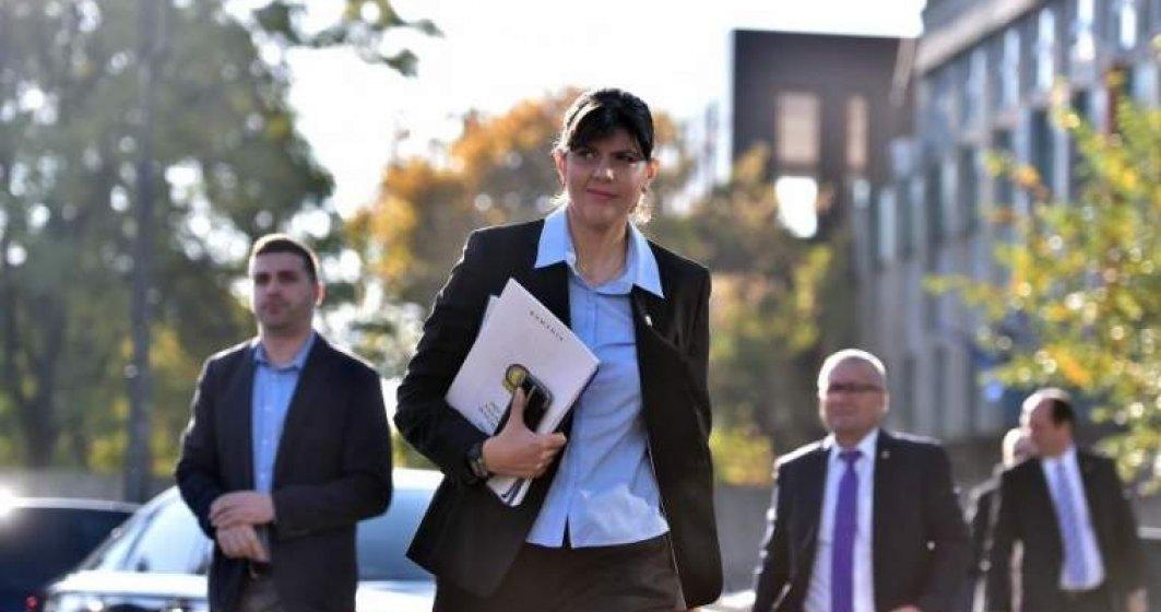 Inspectia Judiciara exercita o noua actiune disciplinara impotriva Laurei Codruta Kovesi