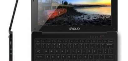 Evolio lanseaza cel mai usor notebook din lume