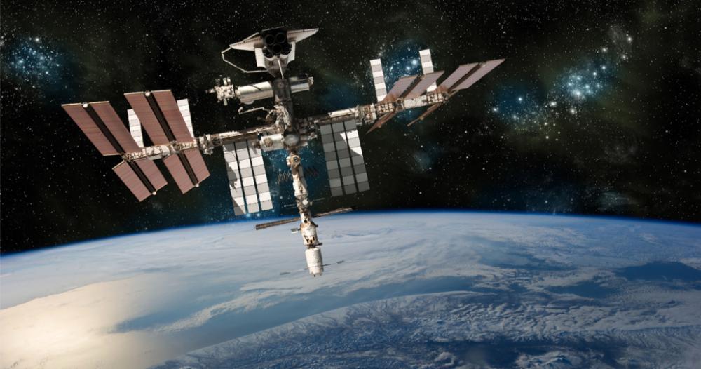 Jeff Bezos vrea să își construiască o stație spațială privată