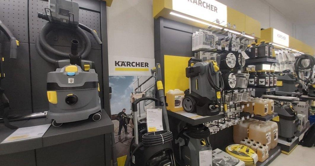 Kärcher deschide un nou magazin