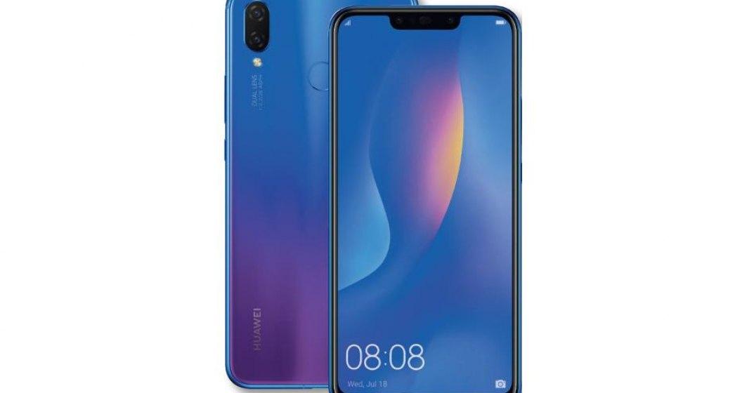 Huawei lanseaza noul model HUAWEI P smart 2019