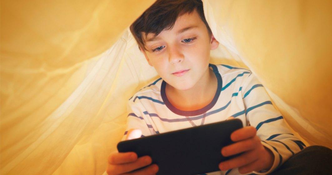 Ce au căutat copiii pe internet în primul an de pandemie