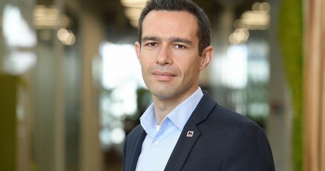 Răzvan Munteanu este noul CFO în cadrul Mega Image