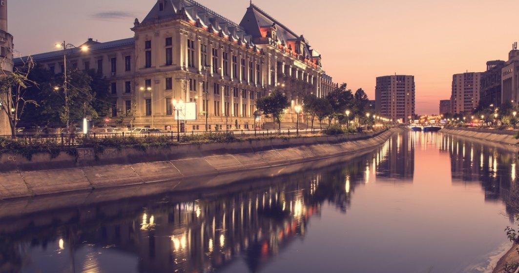 Capitala înregistrează un nou episod de poluare în zonele Mihai Bravu, Cercul Militar şi Lacul Morii