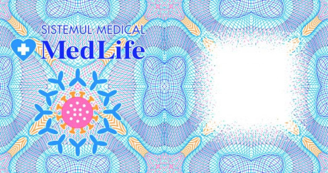 MedLife va emite primul certificat digital cu timbru securizat care va atesta prezența anticorpilor pentru COVID 19