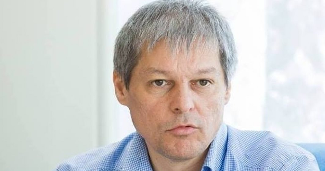 Dacian Ciolos: Daca vor fi alegeri anticipate ne asumam sa fim parte a acestei solutii