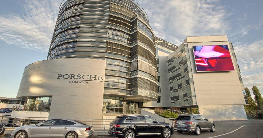 Porsche Romania, cel mai mare importator auto, vrea sa vanda 50.000 masini/an pana in 2025