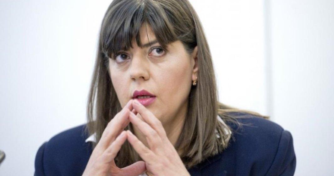 Laura Codruta Kovesi a fost votata de Consiliul UE pentru sefia Parchetului European