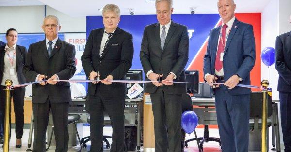 First Bank, noul brand sub care va opera Piraeus Bank, a inceput procesul de...