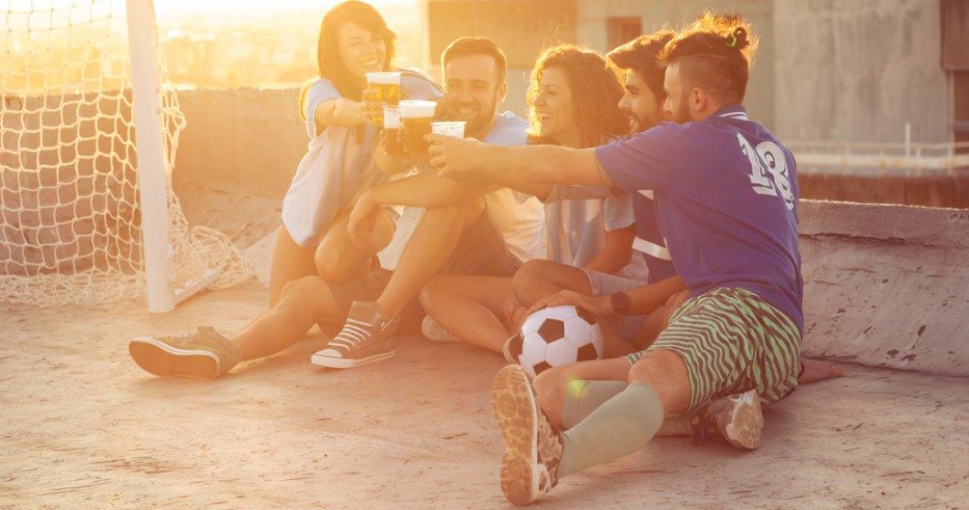 STUDIU: Berea ar putea fi o băutură benefică după exercițiile fizice