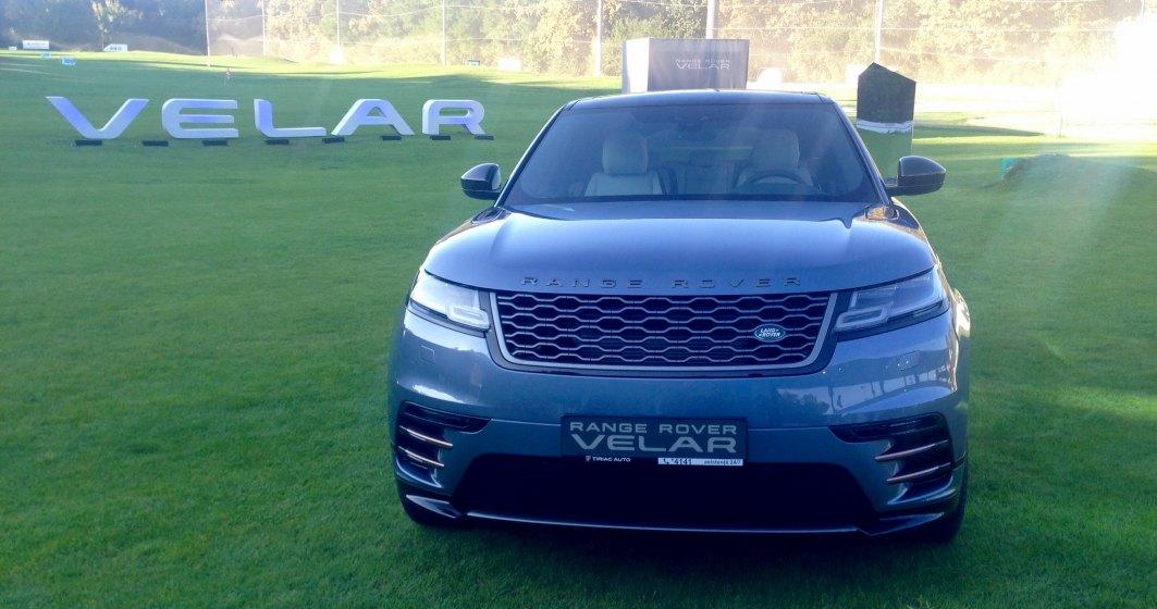 Premium Auto a prezentat cel mai nou model Land Rover, Range Rover Velar