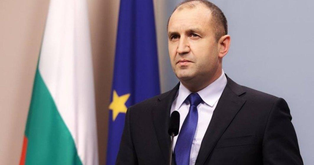 Presedintele Bulgariei a respins legea anticoruptie: Nu creeaza o baza legala pentru combaterea coruptiei