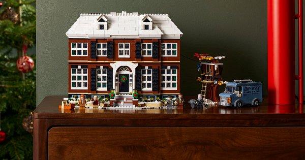 """""""Singur Acasă"""" în varianta Lego: cât costă un asemenea cadou"""