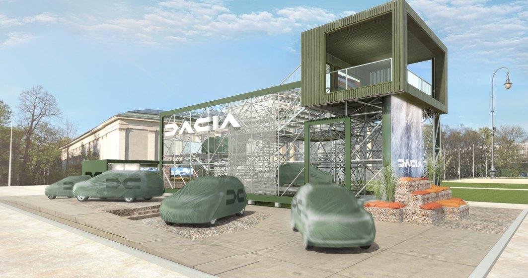Dacia va dezvălui, în premieră mondială, un model de familie cu 7 locuri în septembrie