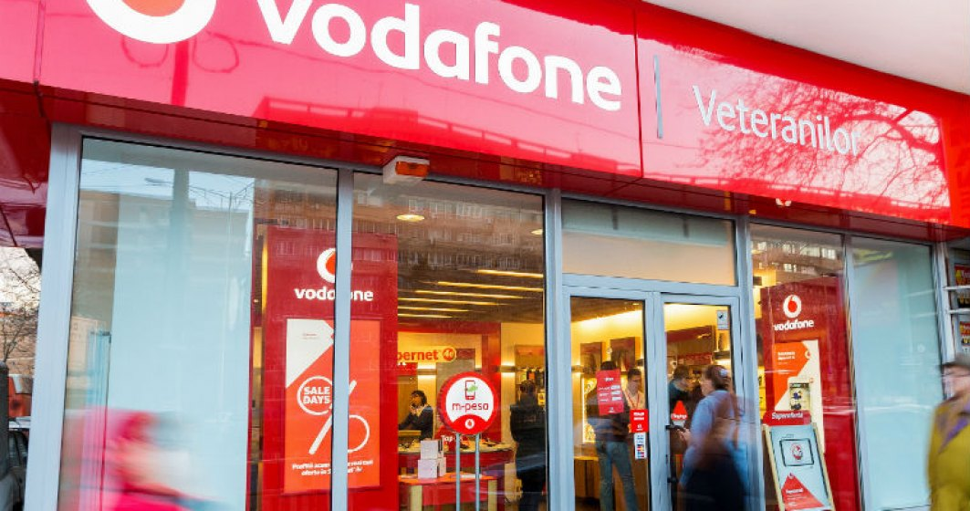 Vodafone Romania lanseaza Supernet 4.5G