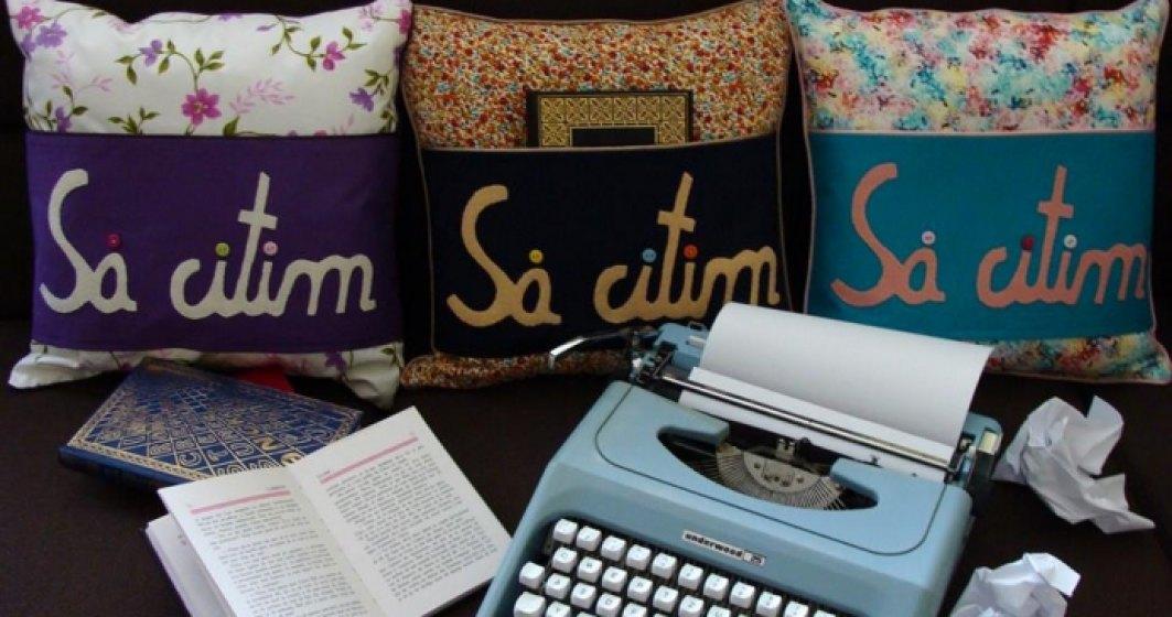 Cum un hobby se poate transforma intr-o mica afacere care incurajeaza cititul