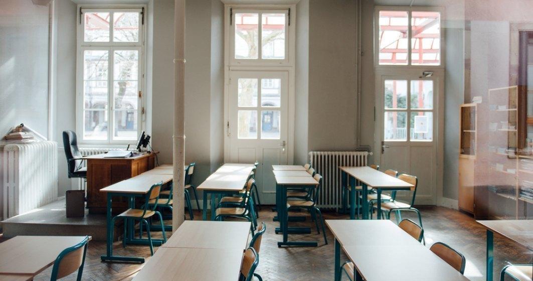 Noi unitati de invatamant din Capitala suspenda cursurile miercuri