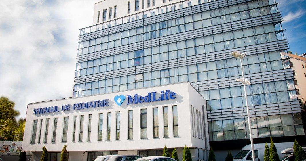 MedLife anunta o cifra de afaceri de 460 mil. lei pentru Q3, in crestere cu 27% fata de anul trecut