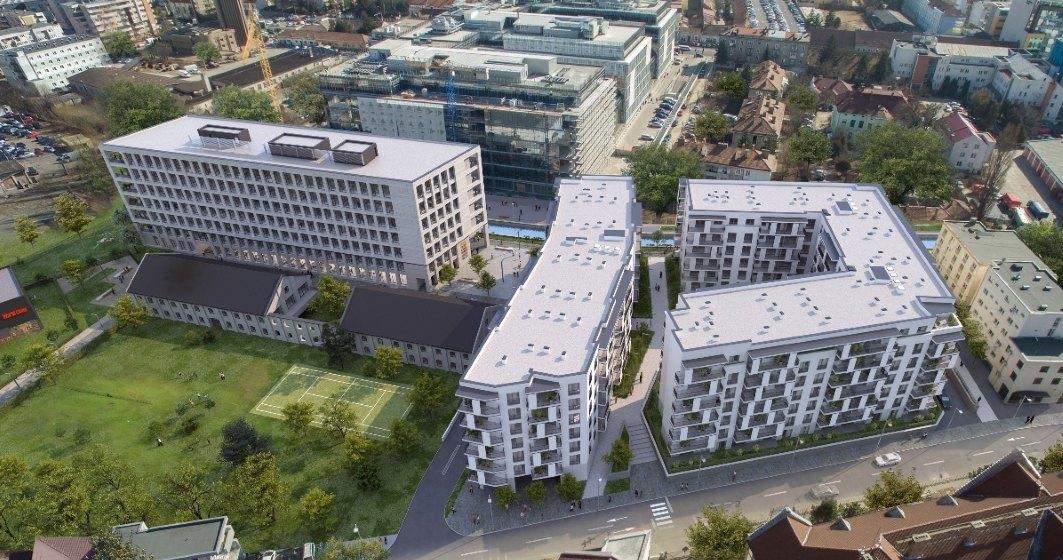 Speedwell a semnat contracte pentru 120 dintre cele 158 de apartamente din prima faza a Record Park in Cluj si a inceput un nou proiect, Triama Residence, in zona Baia de Arama, Bucuresti.