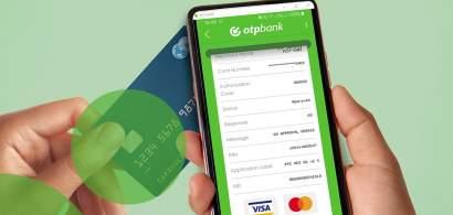 OTP Bank lansează OTP POSibil, soluția care permite transformarea telefonului...