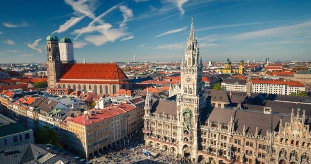 Germania: Patru persoane, ranite de un barbat inarmat cu un cutit la Munnchen (politia)
