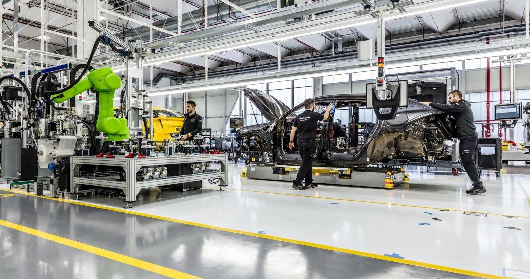 Lamborghini închide fabrica din Sant'Agata Bolognese