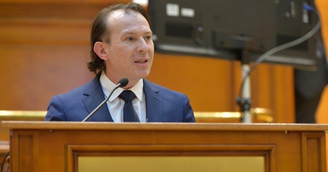 Florin Cîțu ar putea fi propunerea PNL pentru funcția de premier.