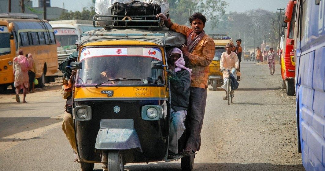 Poluarea a ucis mai multe persoane în India în 2019 în comparaţie cu 2017