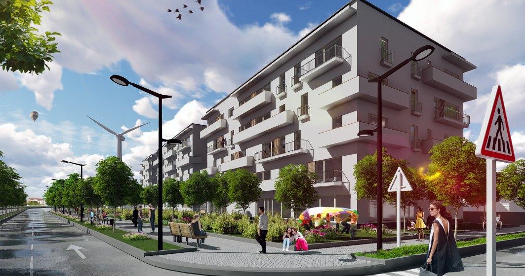 "Un nou proiect imobiliar ,,Made in Germany"" rasare in Capitala: cum arata Grunenpark din Drumul Taberei"