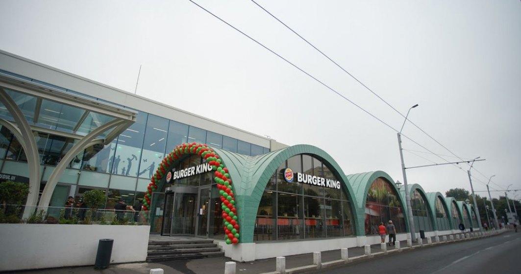 Burger King deschide restaurantul din Big Berceni