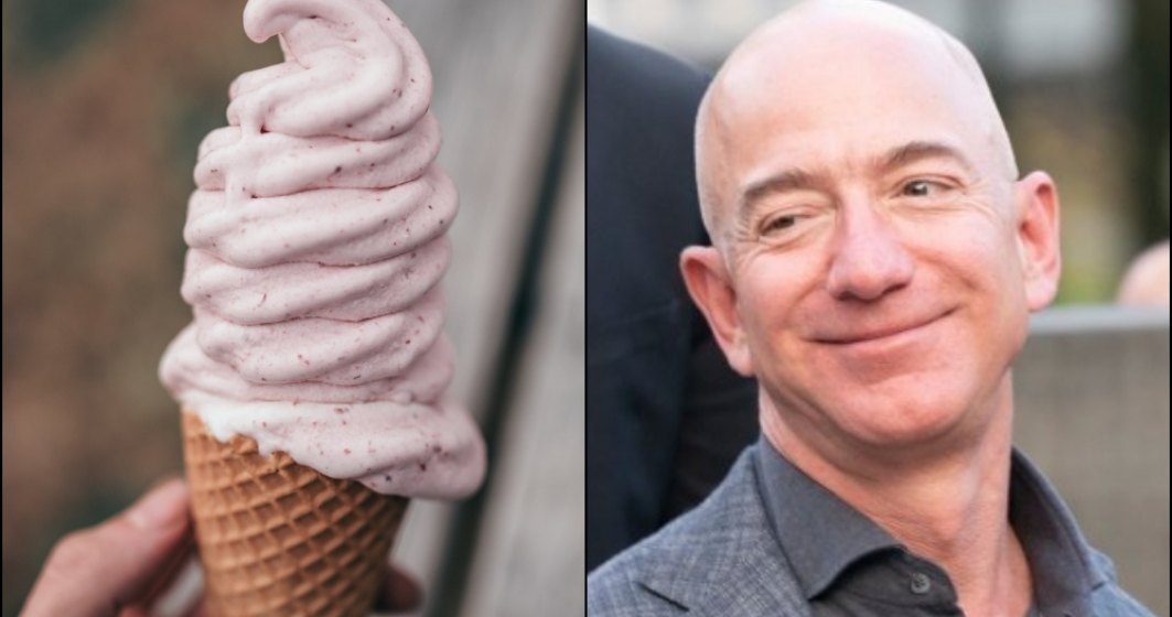 Opelență a la Jeff Bezos: Miliardarul și-a cumpărat o mașină înghețată de 175 mil. dolari