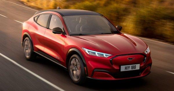 Primul SUV electric Ford are un preț de pornire de circa 47.000 euro în...