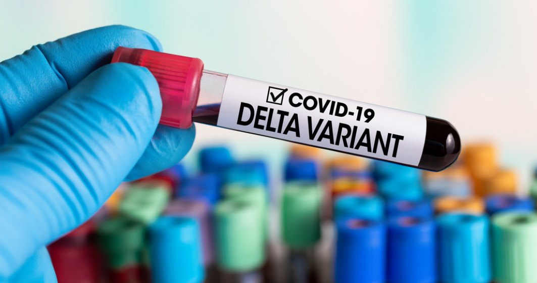 Varianta Delta a coronavirusului amenință relaxările decise în Europa