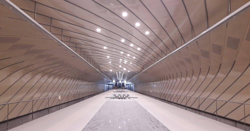 Metrorex lanseaza o licitatie pentru trenurile magistralei de metrou Drumul Taberei - Pantelimon